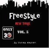 Mix  Disco Freestyle 80's vol 5