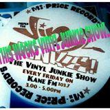 Jasper The Vinyl Junkie / The Vinyl Junkie Show (22/11/2019) On Kane Fm 103.7 & www.kanefm.com