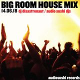 Audio Sushi DJs Urban House Mix Big Room Bangers House / Tech House / Electro June 2018