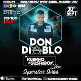 Kueymo & Sushiboy KFM Podcast Ep 97 ft Don Diablo