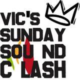 Vic's Sunday Soundclash #03 w/ Tina Marina (aka Dlove)