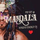 PSY set - Allmuzing Tribe @ Mandala Festival - Nykkyo Energy DJ