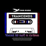 Vocal is not a crime episode 63 live on TIMB-RADIO.COM 28/05/2017