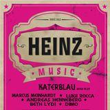 Luigi Rocca @ KaterBlau Heinz Music Night 21 - 11 - 2014 - 303Lovers Radio