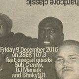 HC Radio - Sub C crew, Bhoky101 & DJ Maniak + Live freestyles - Dec 9, 2016
