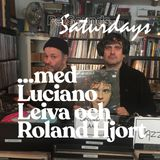 Pet Sounds Saturdays med Luciano Leiva & Roland Hjort
