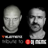 kLEMENZ TRIBUTE TO DJ MEME