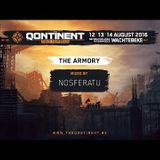 Nosferatu @ The Qontinent 2016 - Rise Of The Restless - Warm-Up