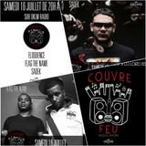 Couvre Feu Radio Show ft SADEK x ELOQUENCE x FLAG THE NAME (Episode14 Saison1) #OklmRadio