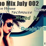 Promo Mix July 002,,,Summer Mix (Progresive House,TechHouse mixed by ÐeejaY Stef ) 13.07.2013.