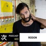 Tsugi Podcast 403 : Rodion