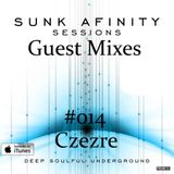 Sunk Afinity Sessions Guest Mixes #014 Czezre