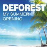 My Summer Opening 2014