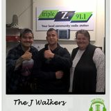 Interview with The J Walkers on The Local - SA - 26 July 2018