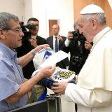 2016-08-23|Visita al Papa Francisco|Juan Carlos Alderete - Coordinador Nac. CCC|El Dedo en la Llaga