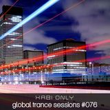 Xabi Only - Global Trance Sessions #076 [10-03-2013]