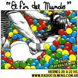 El Fin del Mundo N°77 || Casiplantas || Inv: Pablo Malaurie, El Hipnotizador Romántico (11.4.14)