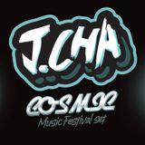 JCHA @ Cosmic Music Festival 2018
