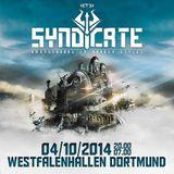 Syndicate 2014  -  Hardcraft Live - 04-Oct-2014