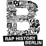 Rap History 1980 Mix