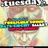 Dave Circuit Live DJ Set @ #RemixTuesdays @ The Roxy Lounge (Scottsdale, AZ)