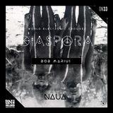 World Electronic Grooves DIASPORA # 33 - BOB MARIUS - BN Mallorca