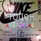ARTICULATE - TOUCH