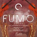 Six15 and San Carlo Fumo present FumoSound// July 2018 mix featuring Ben Lester Sax