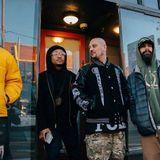 Emission La Voix du HipHop du samedi 27 octobre 2018 - Underground Vibrations