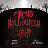 Marco Bodini Live @ Circus Beatclub 31.10.13 (Halloween) - Voices Brio e Miky Remmi