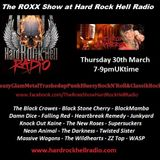 The ROXX Show at Hard Rock Hell Radio 30Mar NEW Danko Jones Neon Animal BlackMamba Damn Dice