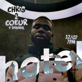 Chris2coeur - 12/07/19