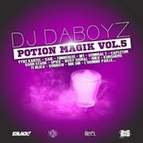 Dj Daboyz - Potion Magique VoL 5 (Mix)(August, 2015)