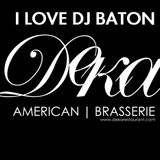 I LOVE DJ BATON - DEKA MIX (OCT 2015)