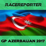 F1 GP Azerbeidzjan 2017