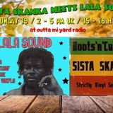 LALA SOUND INA THE AREA - UNITY SESSION - FULL SUNDAY VIBES 11-19-17 #13