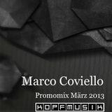 Marco Coviello Promomix März 2013