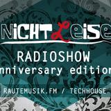 Sebastian Rebig @ NICHTLEISE Radio Show (Anniversary Edition - 19.09.2015)