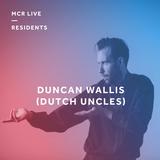 Duncan Wallis - Thursday 12th October 2017 - MCR Live Residents