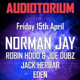 Audiotorium at The Westbury with Norman Jay - Early Hour Opening Set