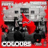 Threeks - Colours Pt.1 (2012) - Soca Mix
