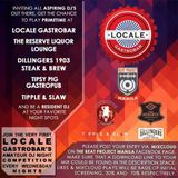 GerardVsApa Locale Gastrobar's amateur Dj competition entry