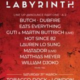 Hot Since 82 - Live @ Labyrinth (Tobacco Dock, London) - 31-MAR-2018