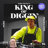 MURO presents KING OF DIGGIN' 2018.07.28 『和サンバ』