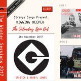 WE DIG DEEPER #Cassette Two 04.11.17 Stretch & Darryl Jones