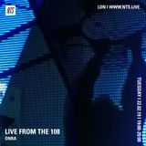 Live From The 108 w/ Onra - 22nd January 2019