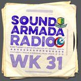 Sound Armada Radio Week 31 - 2015