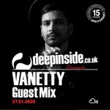 VANETTY is on DEEPINSIDE