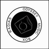 Radias / Odyssey Music Box Drum & Bass Mix / 14.02.2015