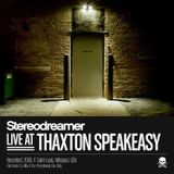 Live at Thaxton Speakeasy